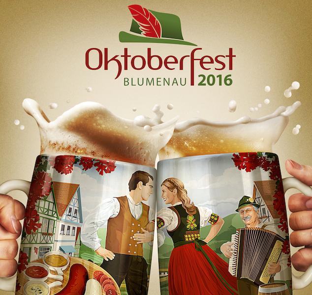 Próxima viagem: Oktoberfest em Blumenau