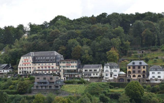 Dica de Hotel em Bouillon: Hotel Panorama