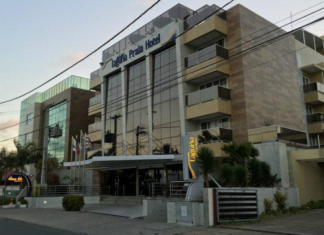 Dica de Hotel em João Pessoa: Laguna Praia Hotel