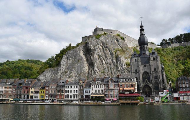 Bélgica: Dinant, a terra da cerveja Leffe