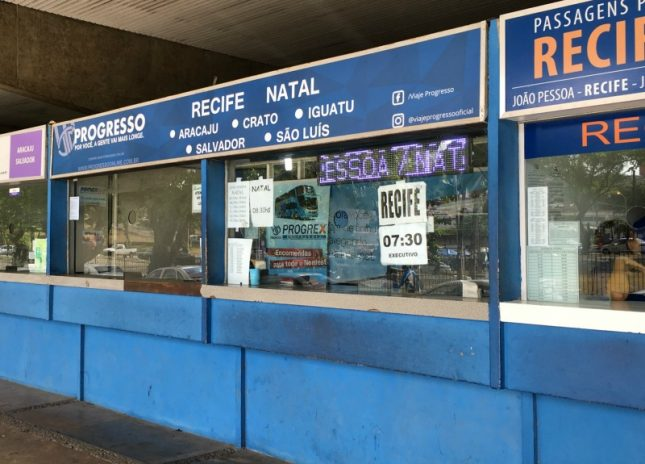 Como ir de João Pessoa a Recife de ônibus