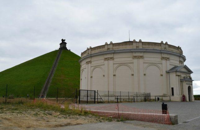 Bélgica: Waterloo, uma visita ao local onde aconteceu a Batalha de Waterloo