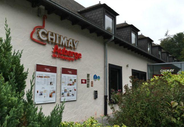 Dica de Hotel em Chimay: Auberge de Poteaupré