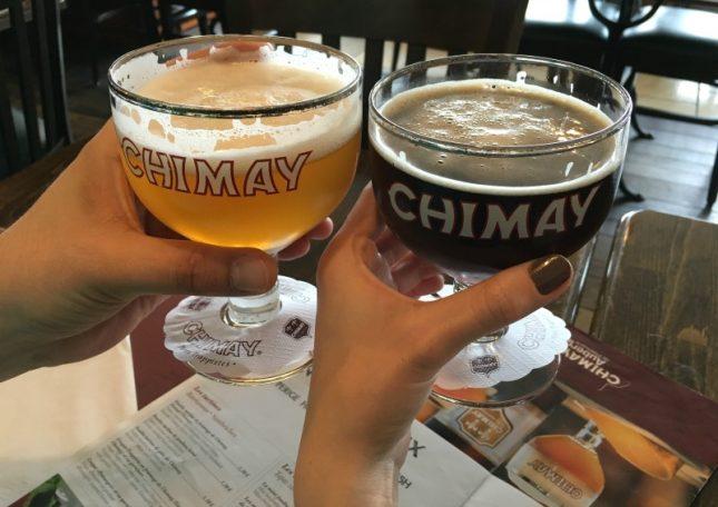 Bélgica: Um dia na Cervejaria Trapista Chimay