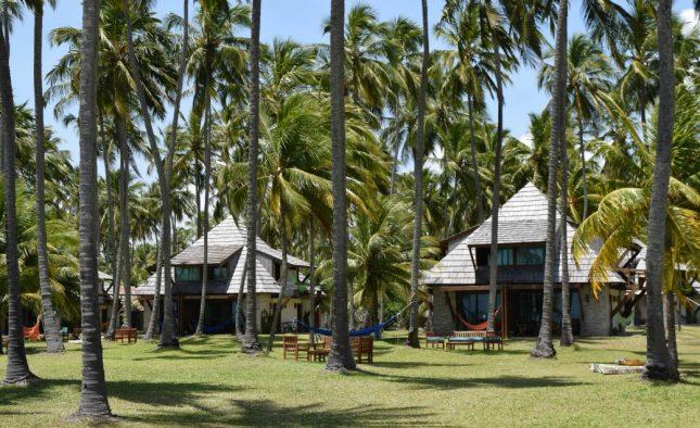 Dica de Hotel em Tamandaré: Pontal dos Carneiros Beach Bungalows