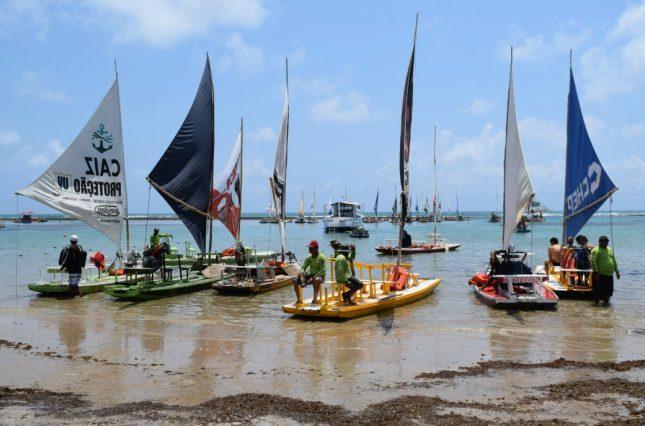 Porto de Galinhas: Passeio de Jangada nas Piscinas Naturais