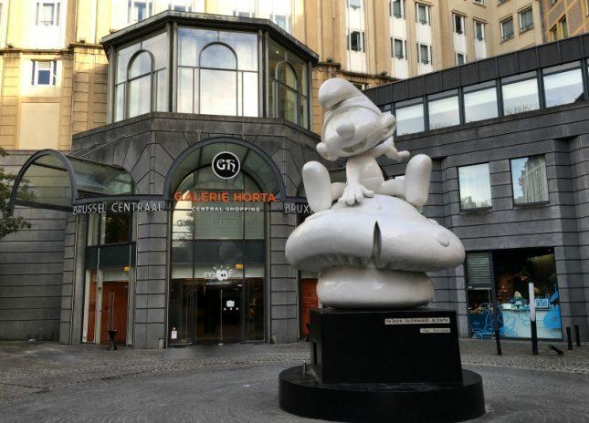 Bruxelas: A capital européia das Histórias em Quadrinhos