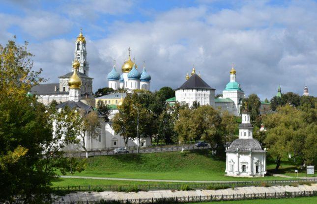 """Rússia: Um dia no Mosteiro de Sergiev Posad, o """"Vaticano Russo"""""""