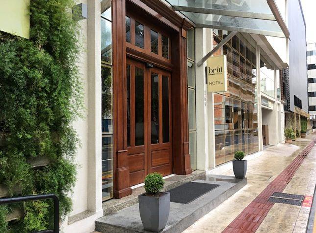 Hospedagem em Balneário Camboriú: Hotel Slaviero Conceptual Brut