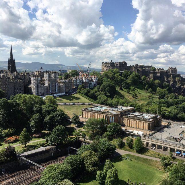 Roteiro da viagem a Escócia em 2017