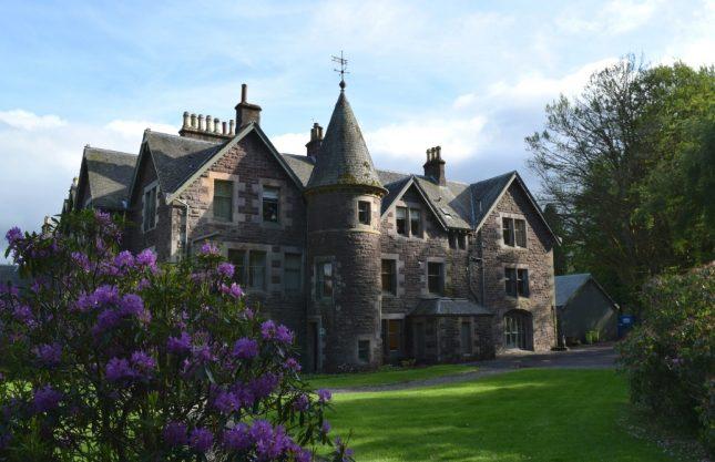 Cromlix Hotel: Hospedagem em uma mansão histórica na Escócia