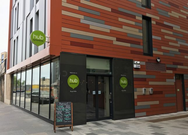 Hospedagem em Edimburgo: The Hub by Premier Inn Royal Mile