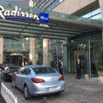 Hospedagem em Bucareste: Radisson Blu Hotel Bucharest