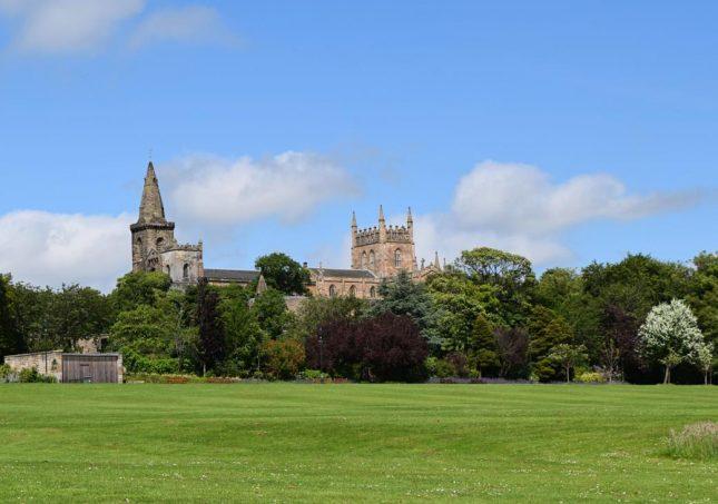 Escócia: Dunfermline, a antiga capital da Escócia