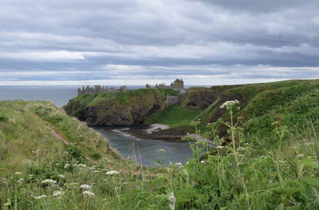 Escócia: Dunnottar Castle