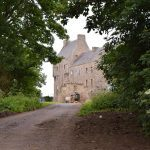 Escócia: Midhope Castle, Lallybroch em Outlander