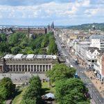 Edimburgo: Um tour pela Princes Street