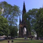 Edimburgo: Visita ao Scott Monument