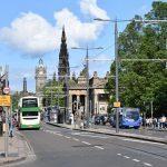 Edimburgo: Opções de hospedagem na Princes Street