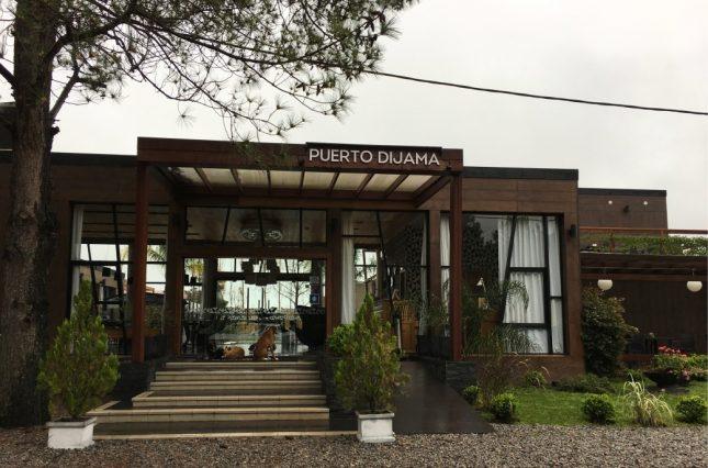 Hospedagem em Carmelo: Puerto Dijama Hotel Boutique