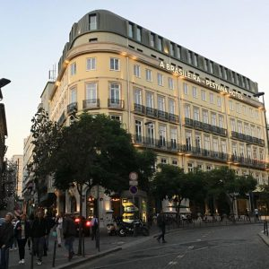 Hospedagem em Porto: Hotel Pestana Porto A Brasileira