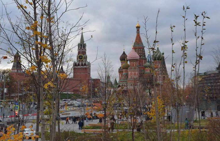 Rússia: Parque Zaryadye, o mais novo parque de Moscou