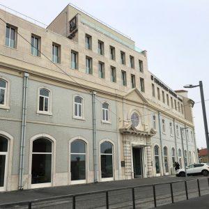 Hospedagem em Lisboa: Hotel Eurostars Museum