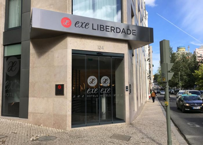 Hospedagem em Lisboa: Hotel Exe Liberdade