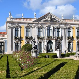 Portugal: Queluz, local onde nasceu e morreu Dom Pedro I, o primeiro Imperador do Brasil