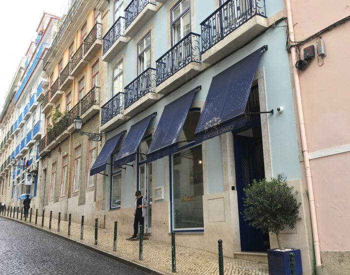 Hospedagem em Lisboa: Boutique Chiado Suites
