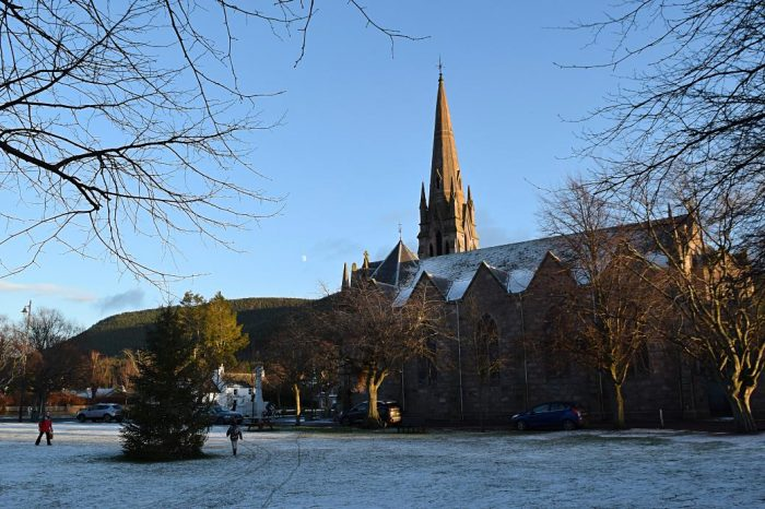 Escócia: Ballater, a cidade do Royal Warrant