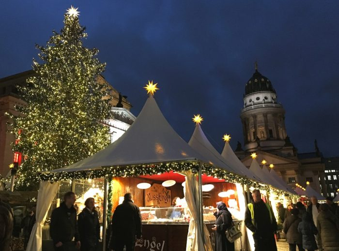 Mercadinhos de Natal 2019: Berlim