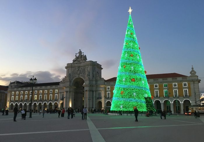 Portugal: Natal em Lisboa