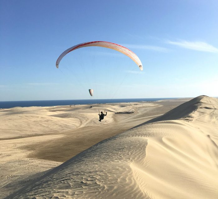 Catar / Qatar: Sunset Desert Safari, Tour no Deserto de Khor Al Abaid