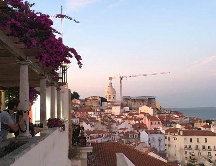 Portugal: Os miradouros imperdíveis em Lisboa